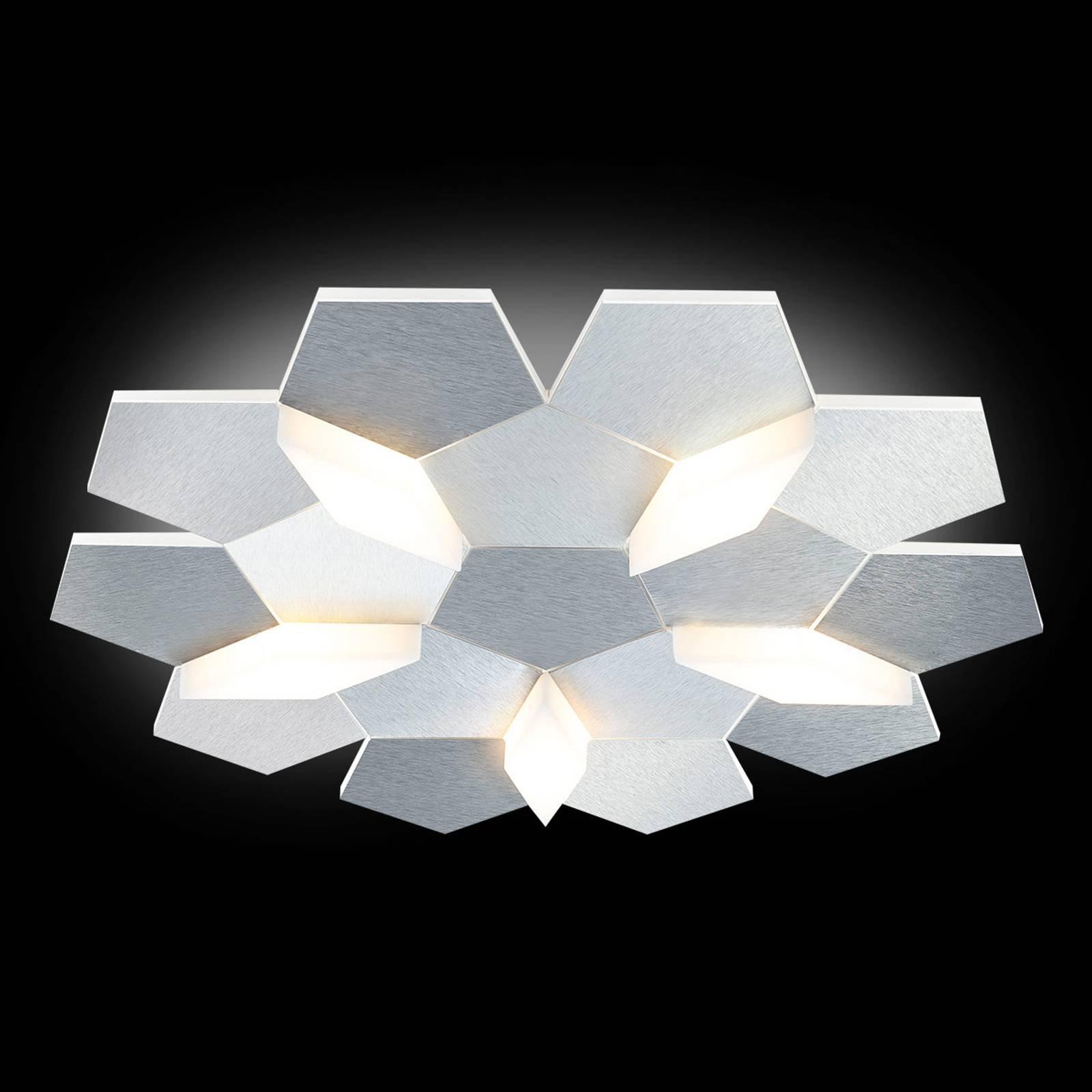GROSSMANN Karat LED-taklampe 5 lys.