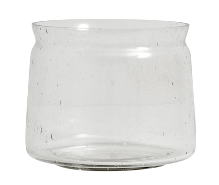 Bubbly Vas Klar Large