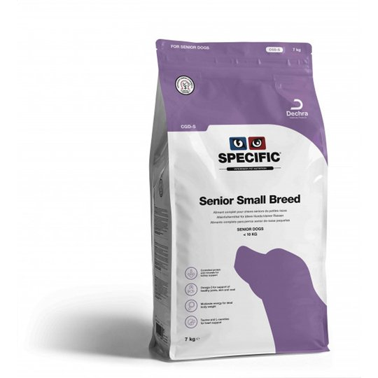 Specific™ Senior Small Breed CGD-S (7 kg)