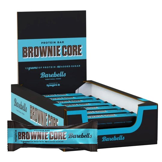 Proteiinipatukat Core Brownie 18kpl - 49% alennus