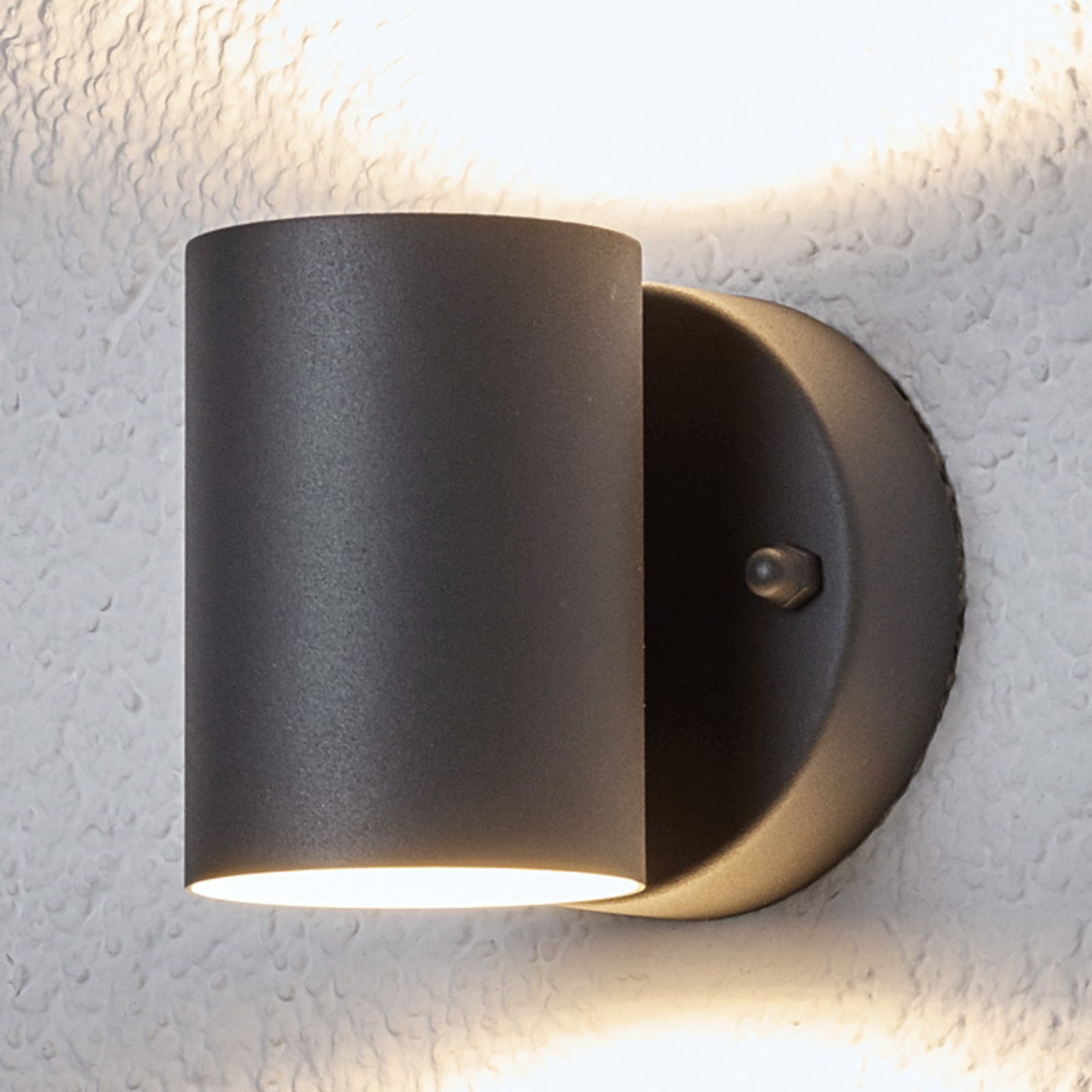 Lexi - LED-utevegglampe, 2 lys