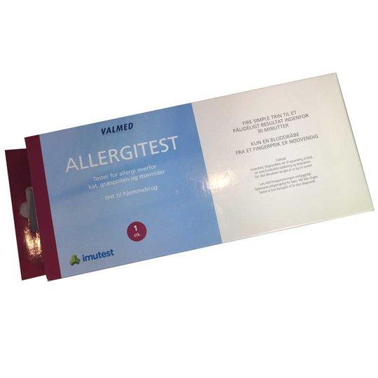 Allergitest - 97% rabatt