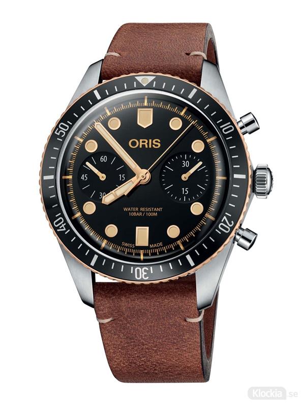 ORIS Divers Sixty-Five Chronograph 43mm 771-7744-4354-07-5-21-45