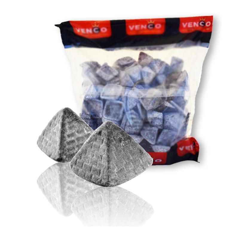 """Pyramidit"" Salmiakkimakeiset 1,25kg - 20% alennus"
