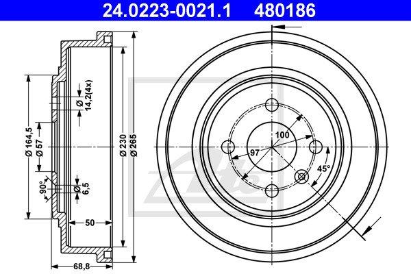 Jarrurumpu ATE 24.0223-0021.1