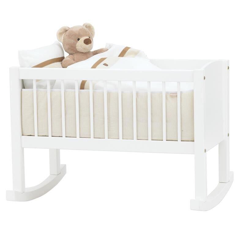 Hoppekids - Cradle / Bench - White