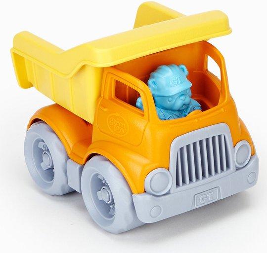 Green Toys Lastebil Med Sjåfør