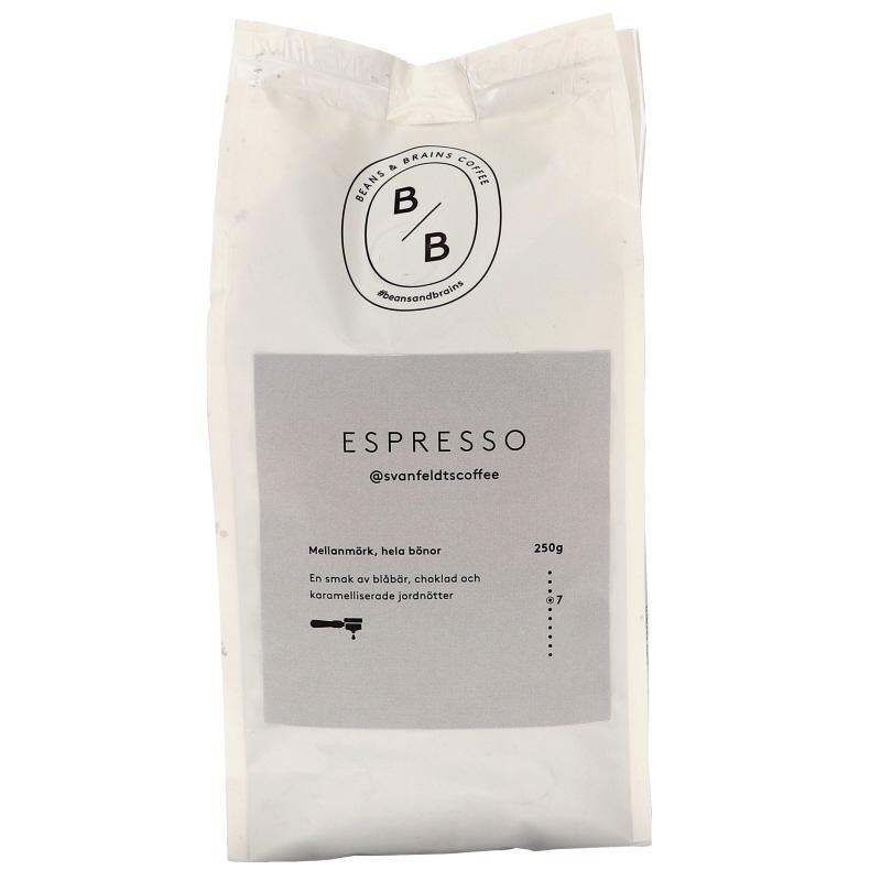 Espresso Hela Bönor Mellanmörk - 51% rabatt