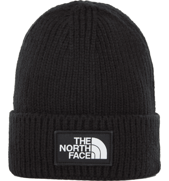 The North Face Tnf Short Logo Box Cuf Bne Mössor & Kepsar TNF BLACK
