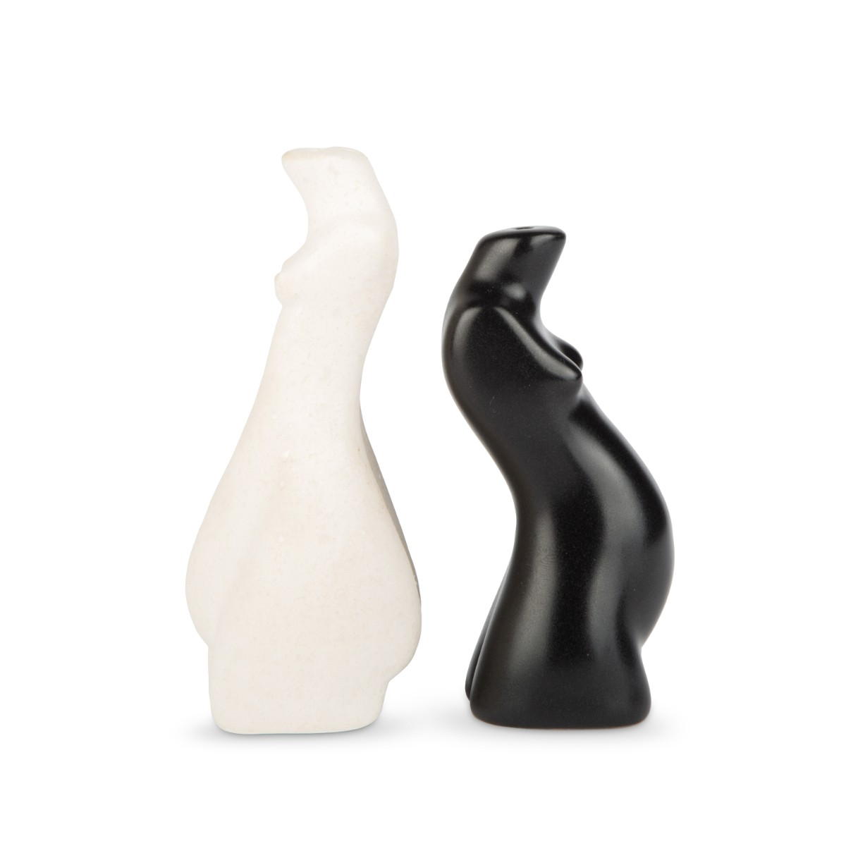 Anissa Kermiche | Tit for Tat Salt & Peppers Shakers