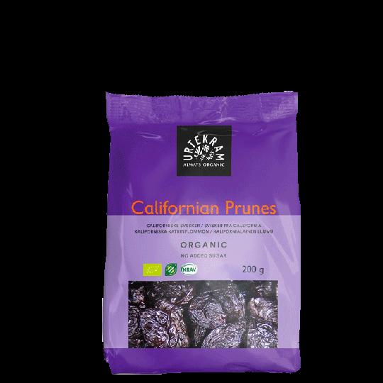 Kaliforniska Katrinplommon Eko, 200 g
