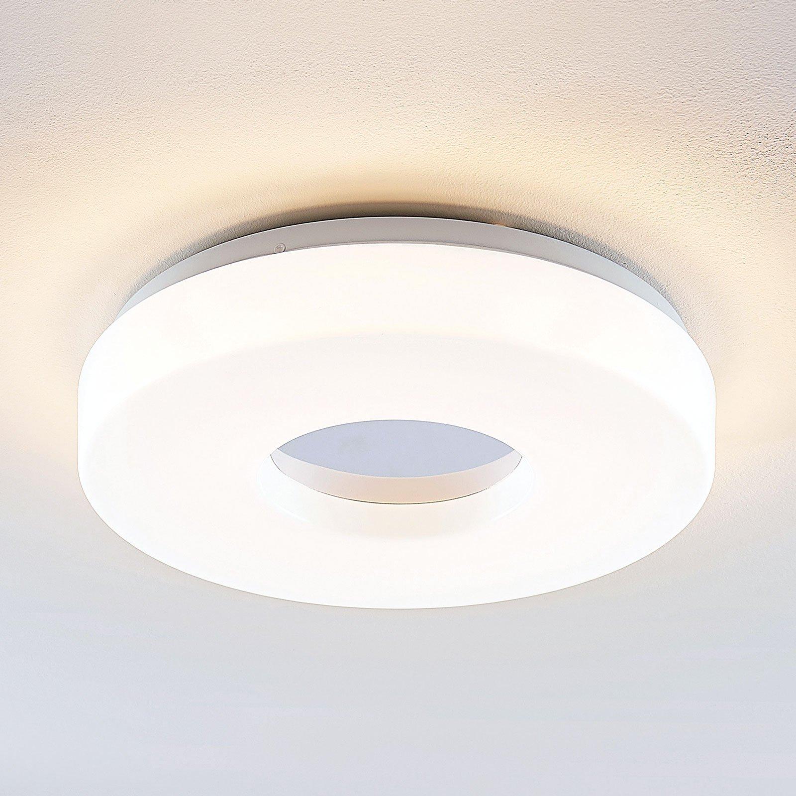 Lindby Florentina LED-taklampe, ring, 34,5 cm