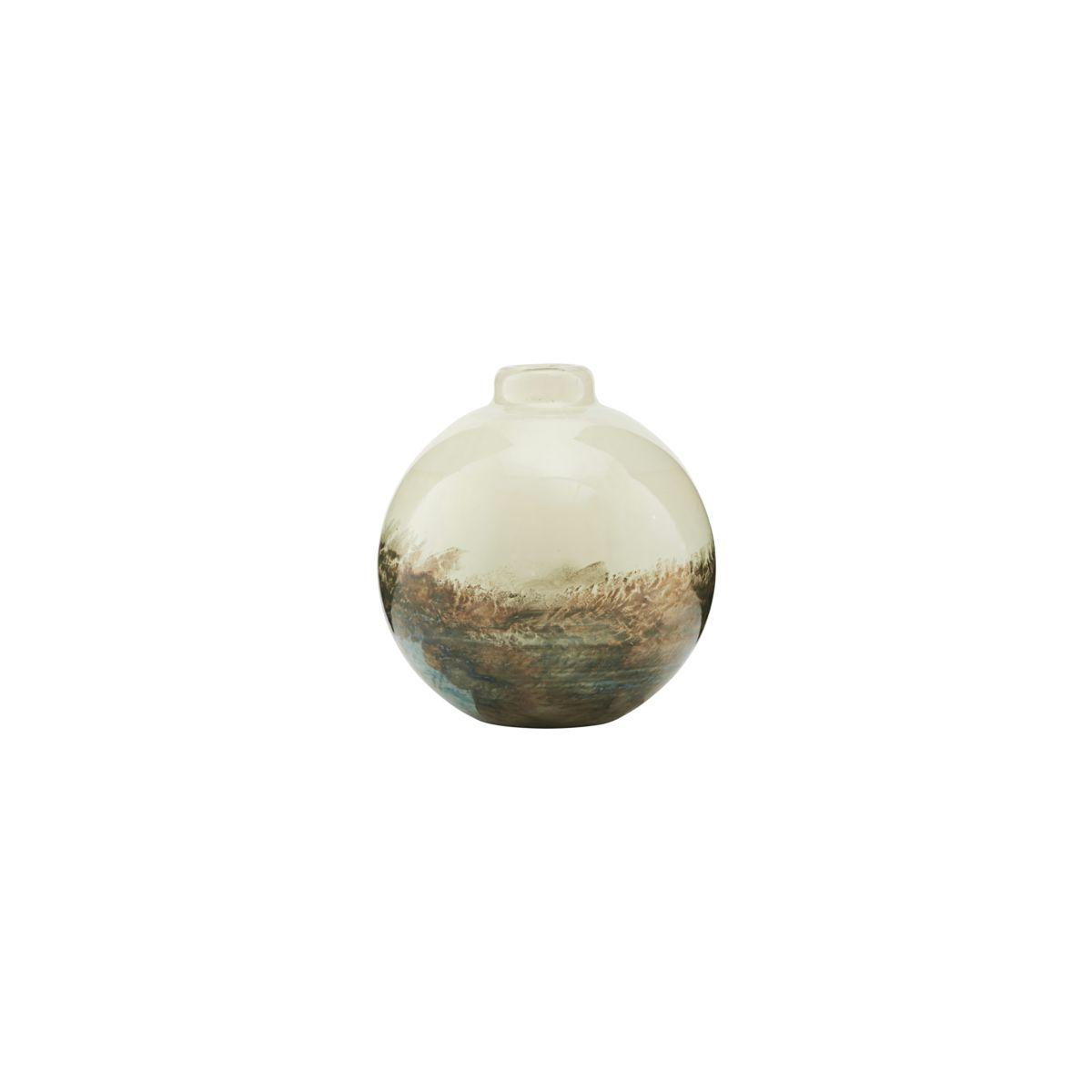 Vas, Earth, Beige / Metallic House Doctor