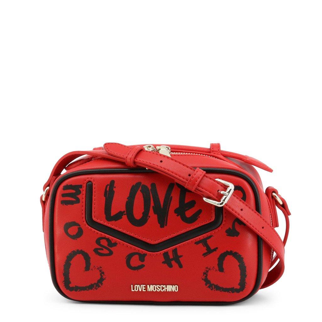 Love Moschino Women's Crossbody Bag Various Colours JC4221PP0CKC1 - red NOSIZE