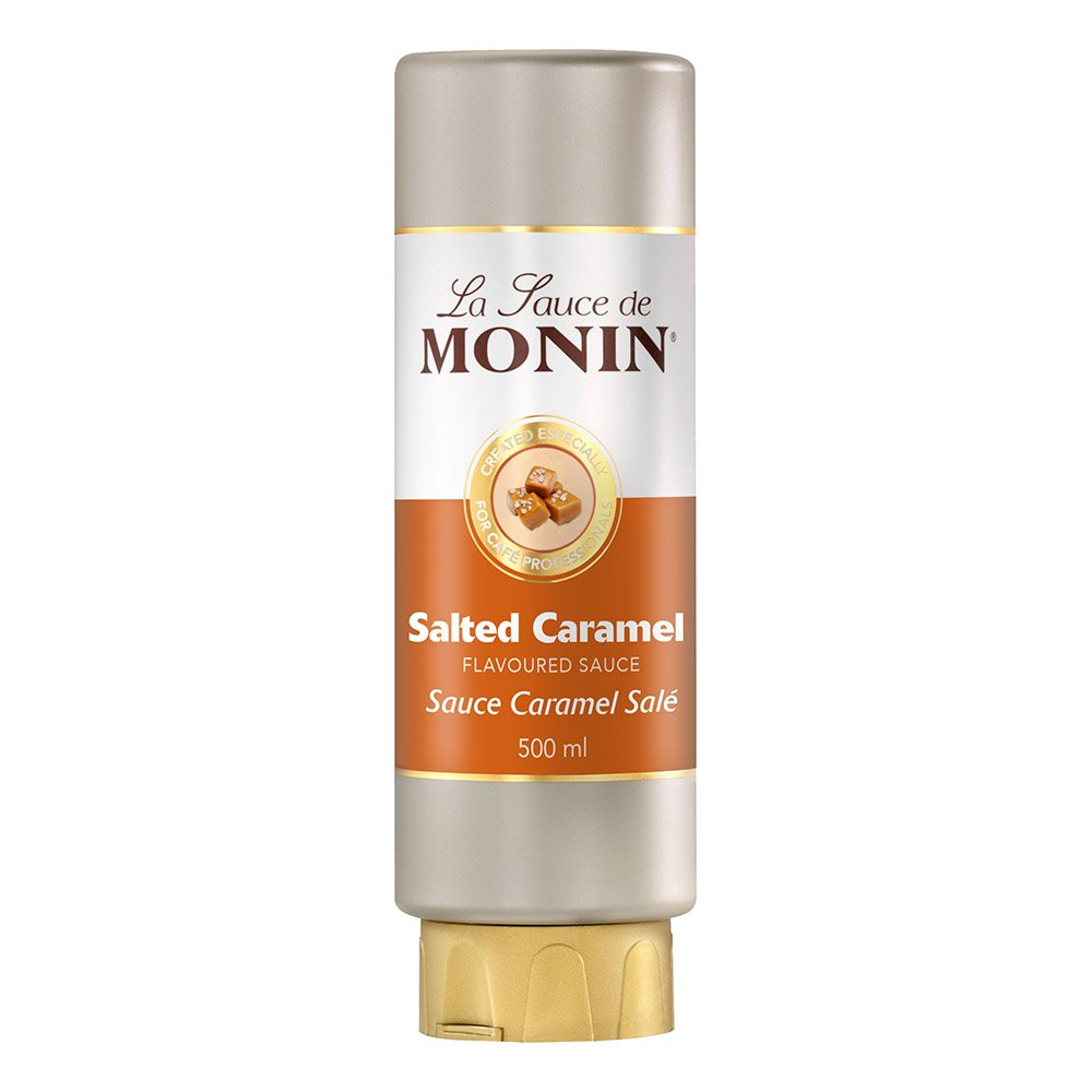 Monin Salted Caramel Sauce - 50 cl