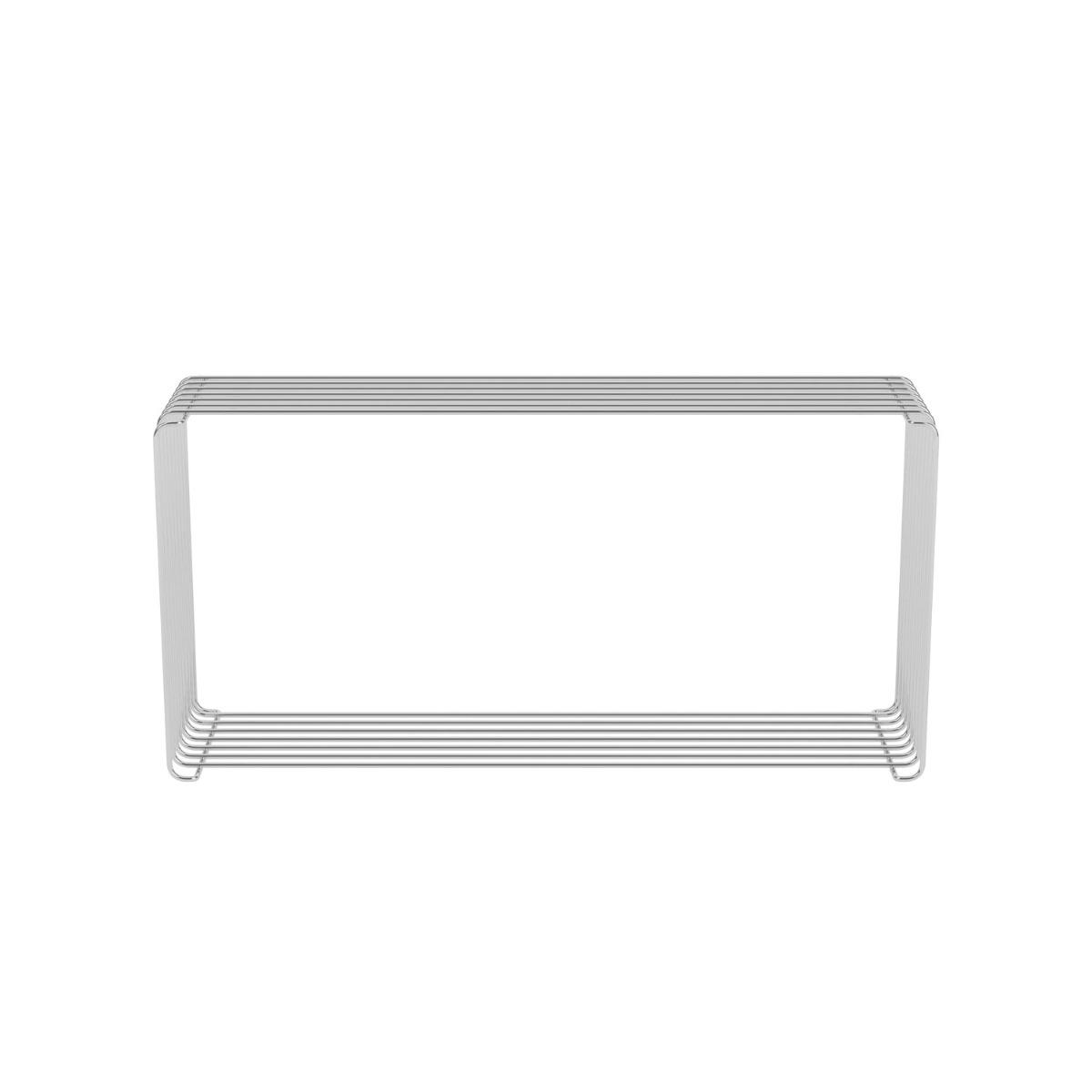 Montana Förvaringsmodul Wire 70x18,8cm Chrome