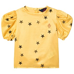 The Animals Observatory Silky Canary Topp Yellow Stars 3 år