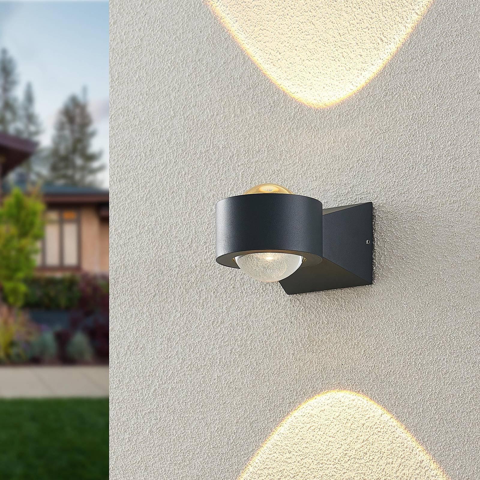 ELC Imka utendørs LED-vegglampe