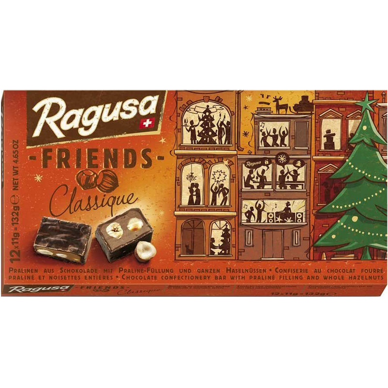 Chokladask Hasselnötter 132g - 67% rabatt