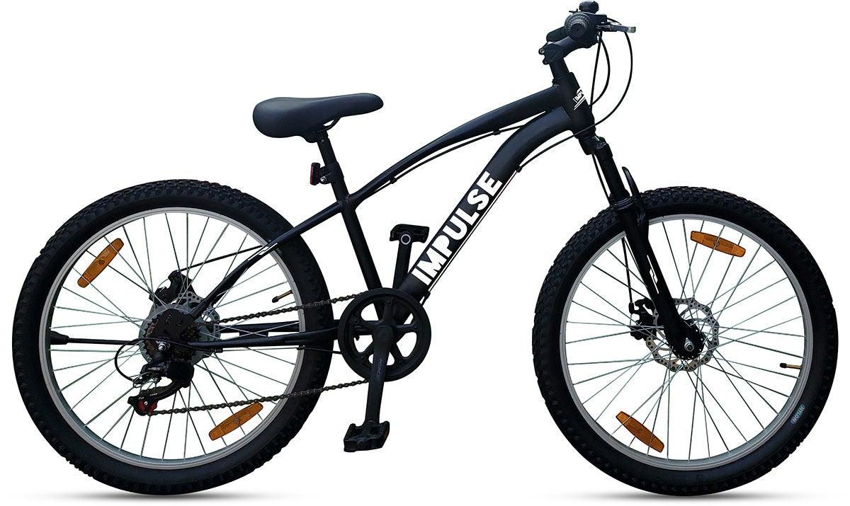 Impulse Fat Bike Juniorcykel 24 tum