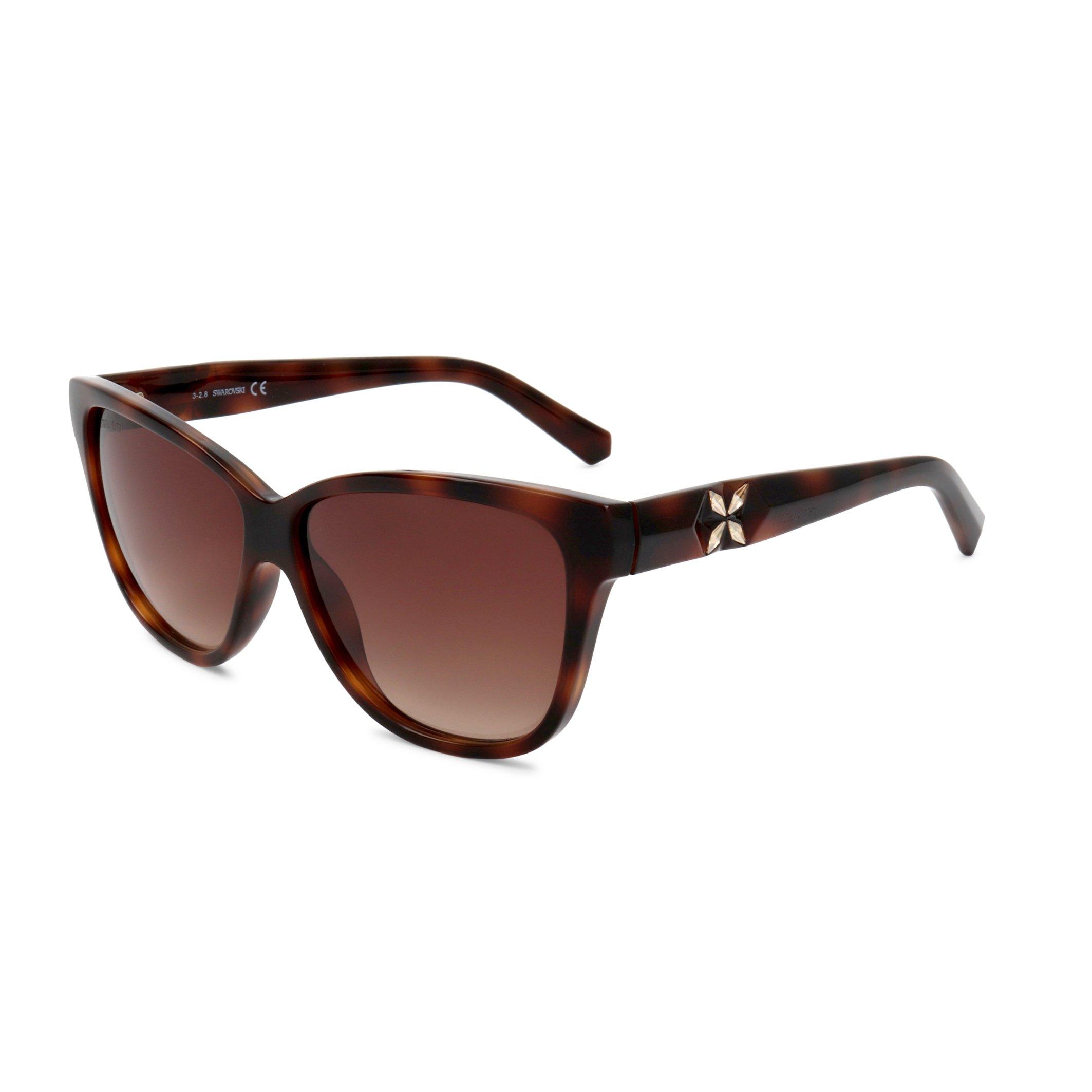 Swarovski Women's Sunglasses Various Colours SK0188 - brown NOSIZE