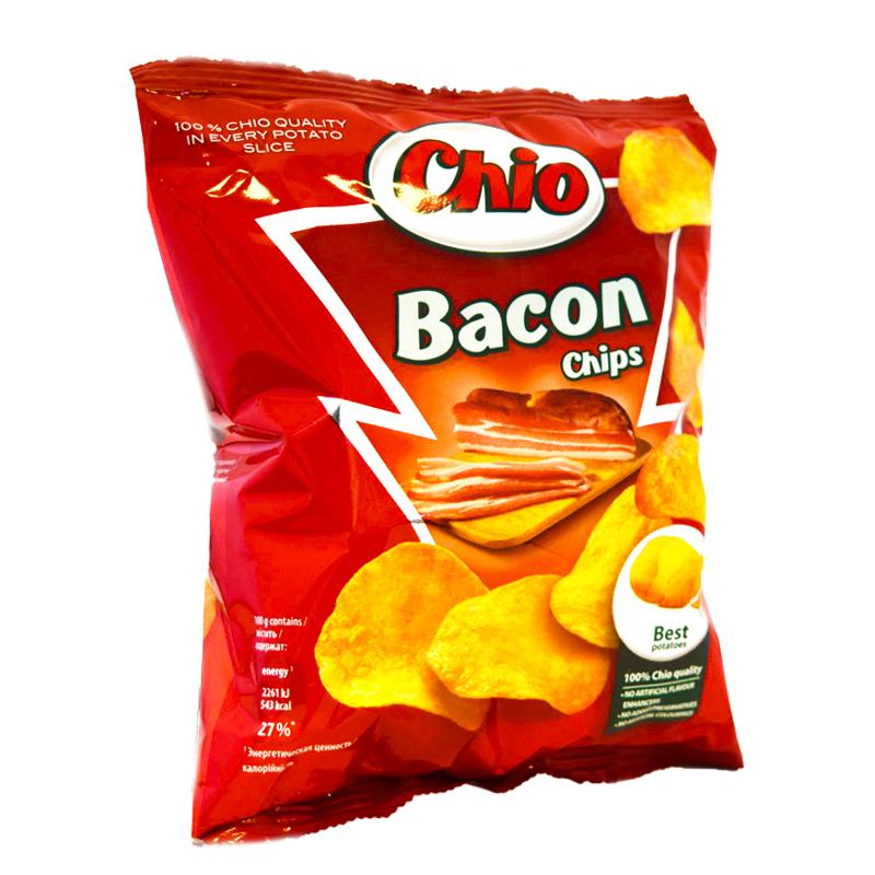 Chips Bacon - 50% rabatt