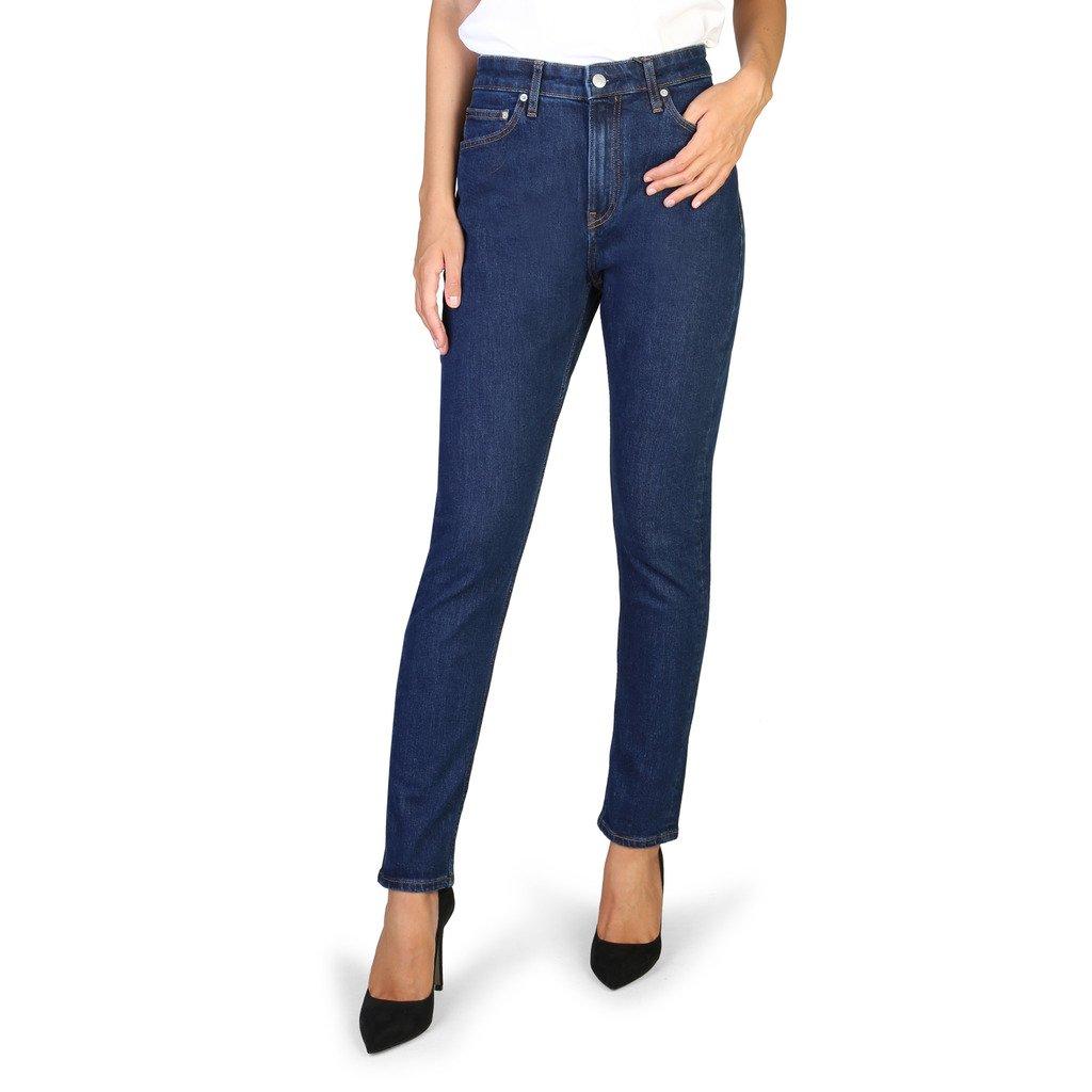 Calvin Klein Women's Jeans Blue 350222 - blue 25
