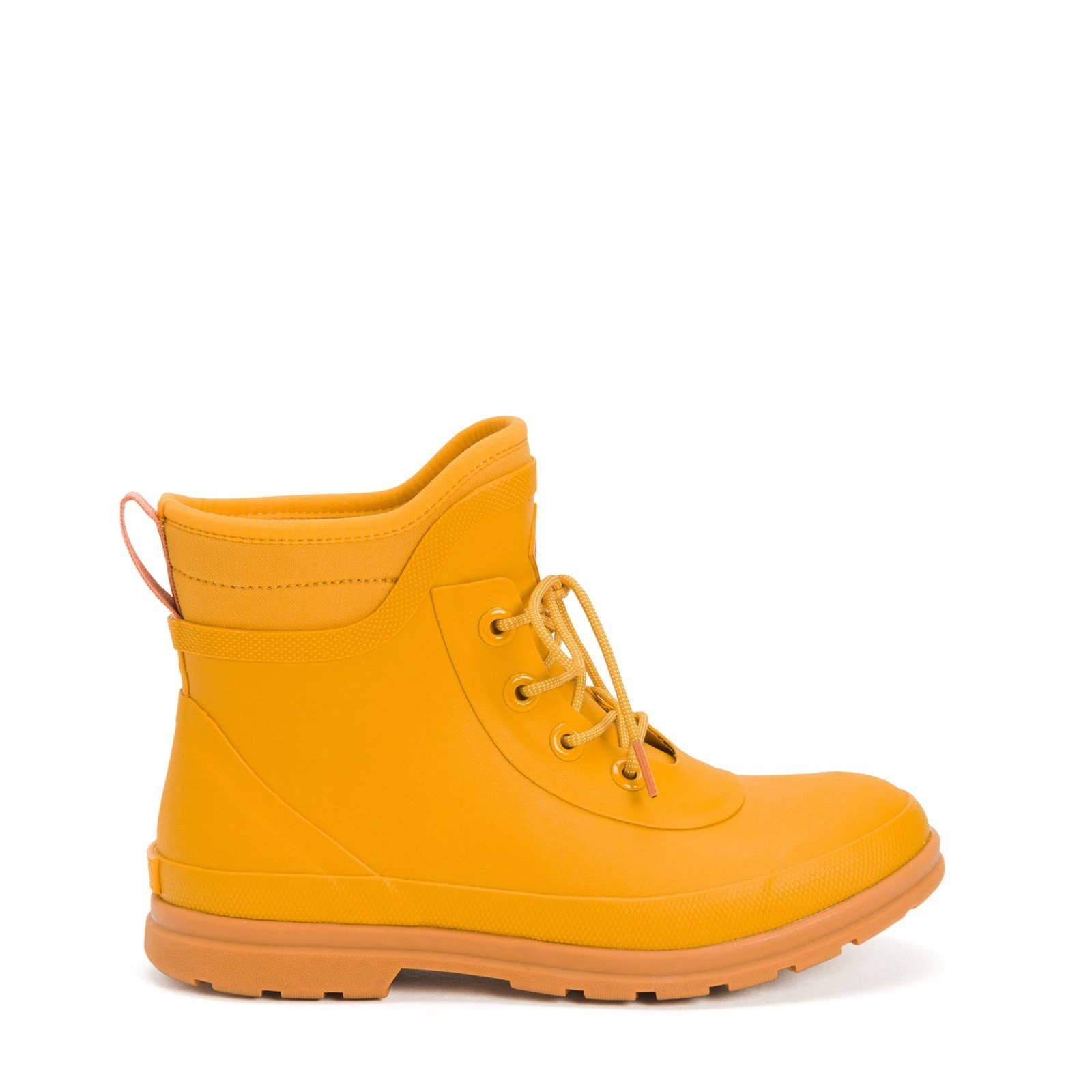 Muck Boots Women's Originals Lace Up Ankle Boot Various Colours 30079 - Sunflower 3