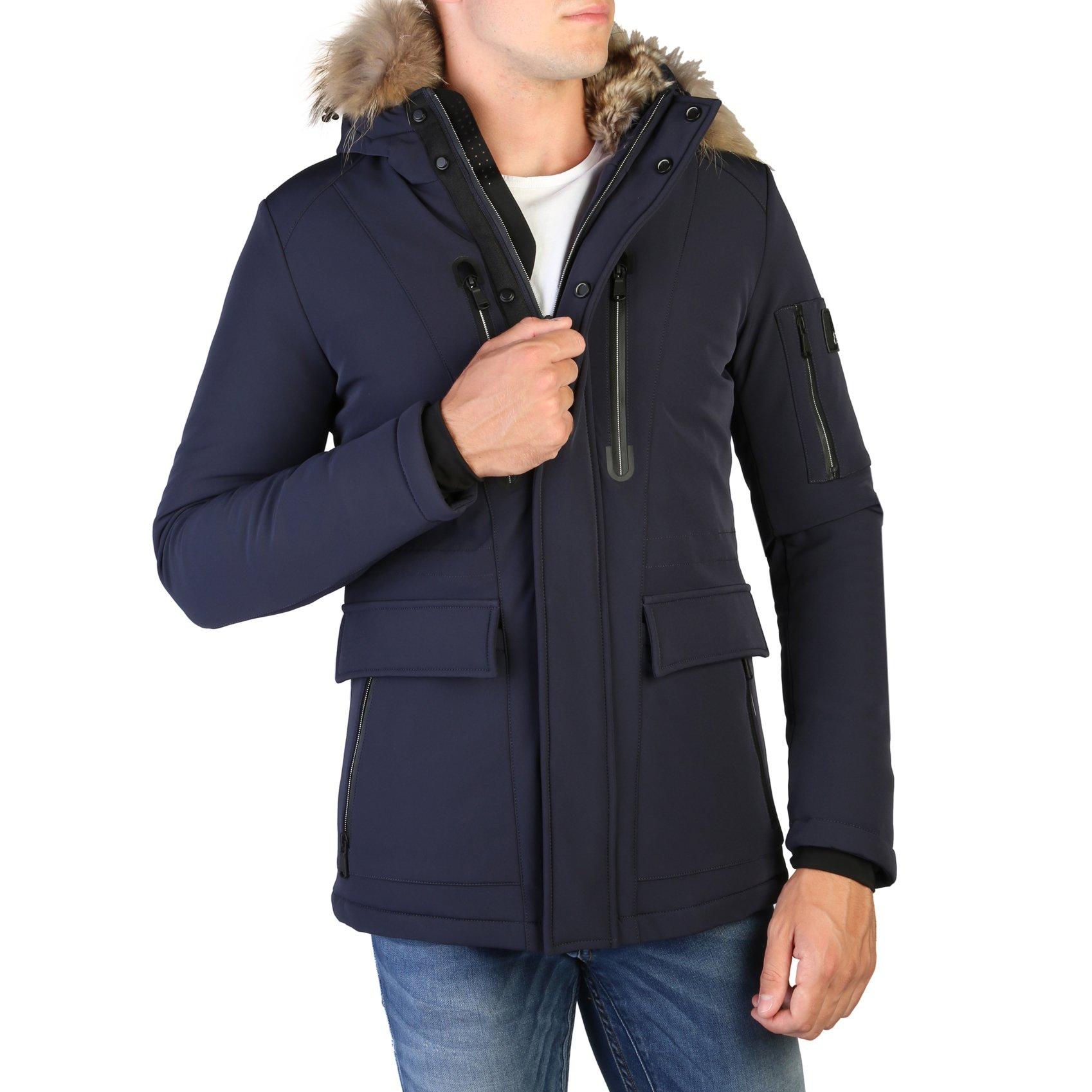 Yes Zee Men's Jacket Various Colours O810_NM00 - blue M