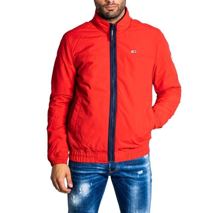 Tommy Hilfiger Jeans Men's Jacket Red 319928 - red S