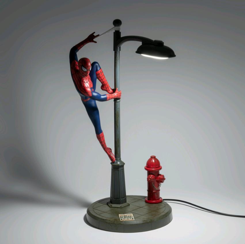 Spiderman - Lamp (PP6369MC)
