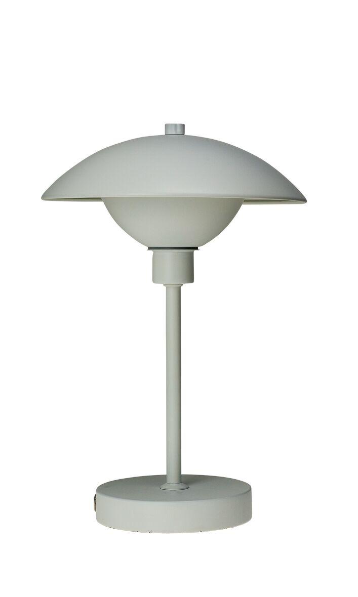 Dyberg-Larsen - ROMA Table Lamp Rechageable. 2800 K - White/White (7112)