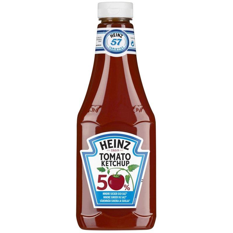 Ketchup Mindre Socker & Salt - 31% rabatt