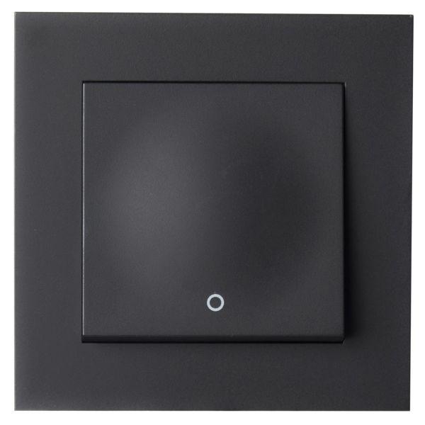 Elko Plus Strømstiller hurtigkobling, svart 2-polet