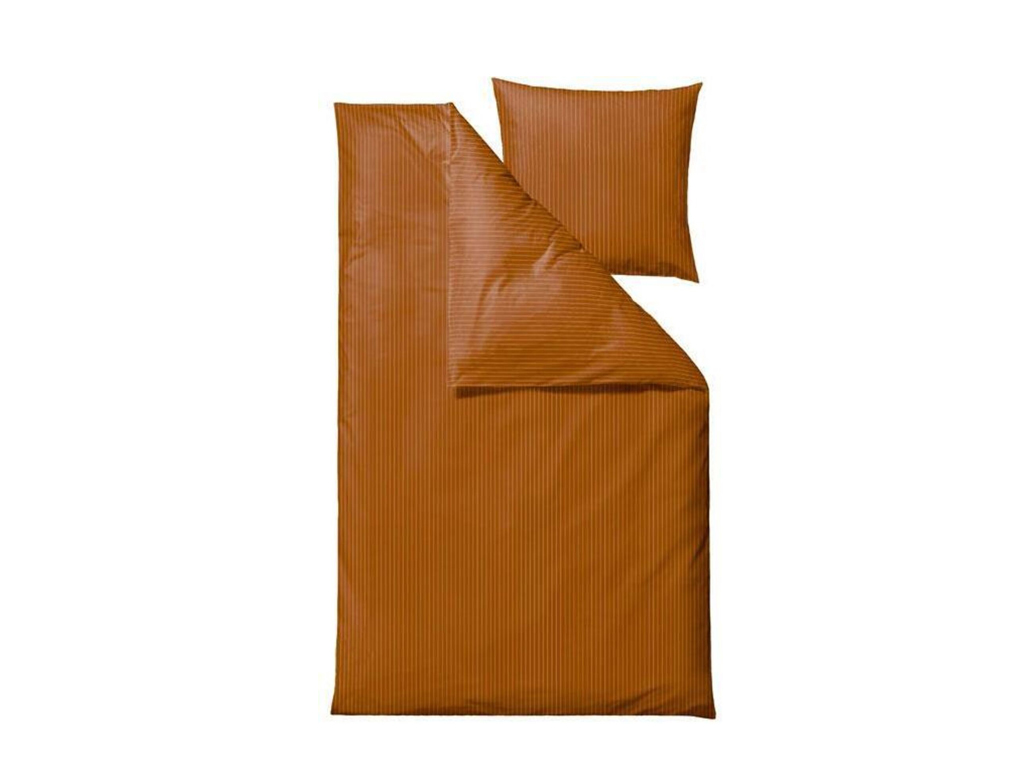 Södahl - Organic Common Bedding 140 x 200 cm - Clay (11673)