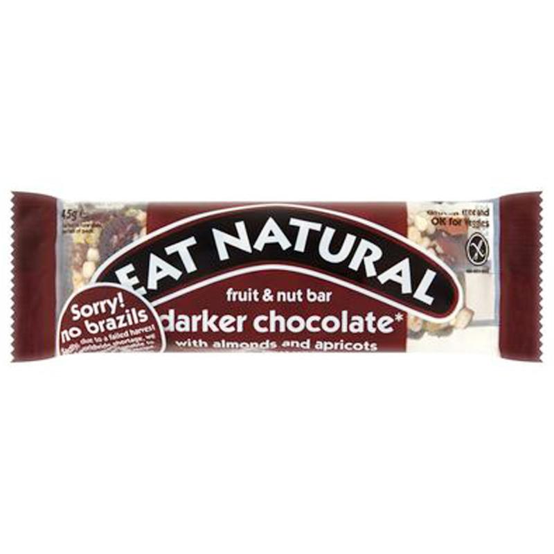 Frukt & nötbar choklad - 25% rabatt