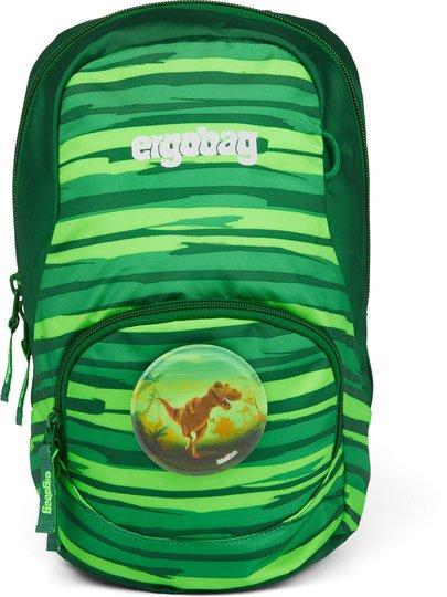 Ergobag Ease Jungle Ryggsekk 6L, Green Check