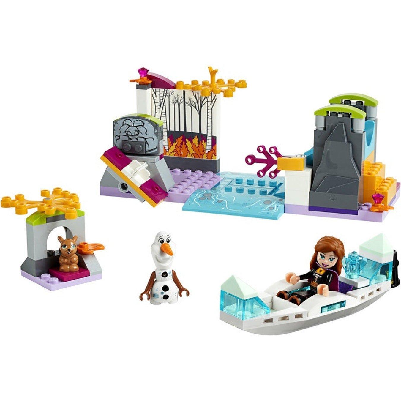 LEGO - Disney Frozen - Anna's Canoe Expedition (41165)