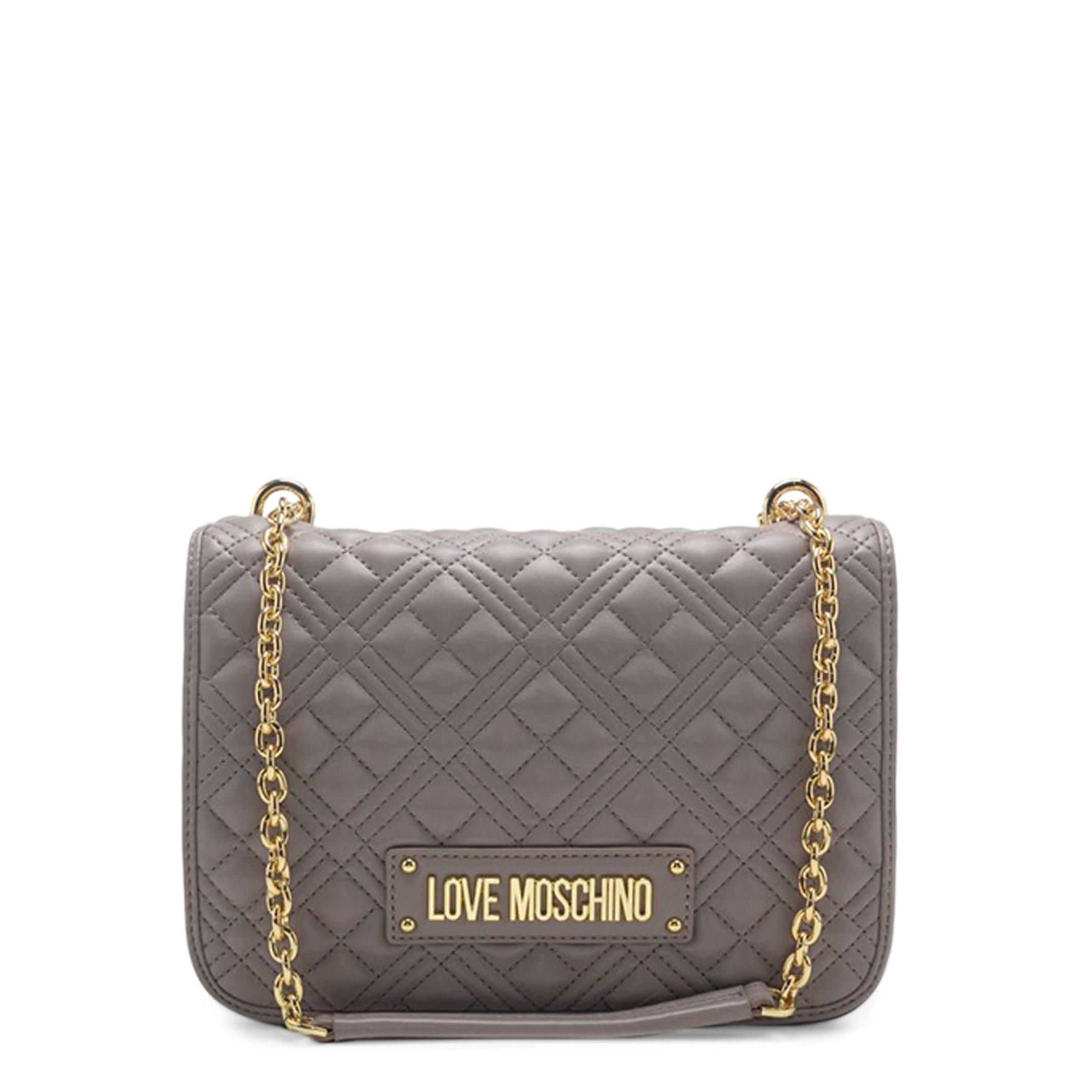 Love Moschino Women's Shoulder Bag Various Colours JC4000PP1DLA0 - grey NOSIZE