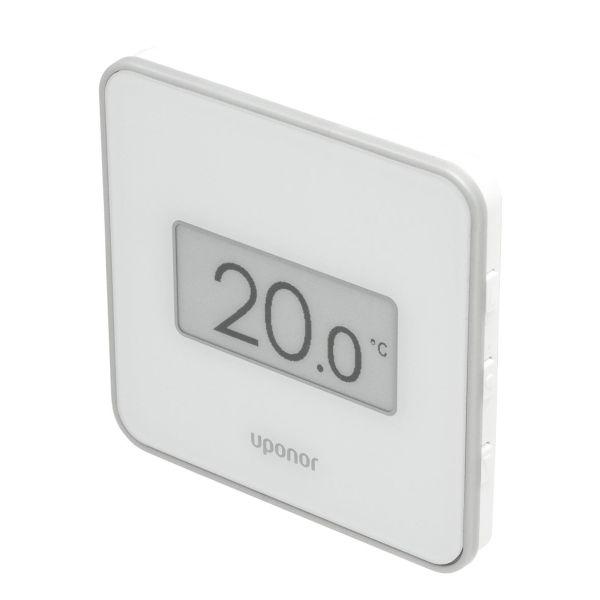 Uponor Smatrix Wave Style T-169 Termostaatti 3V Valkoinen