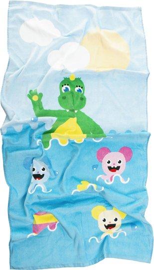 Bolibompa Dragen Badehåndkle