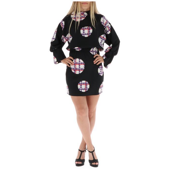Armani Exchange Women's Dress Black 314377 - black 2