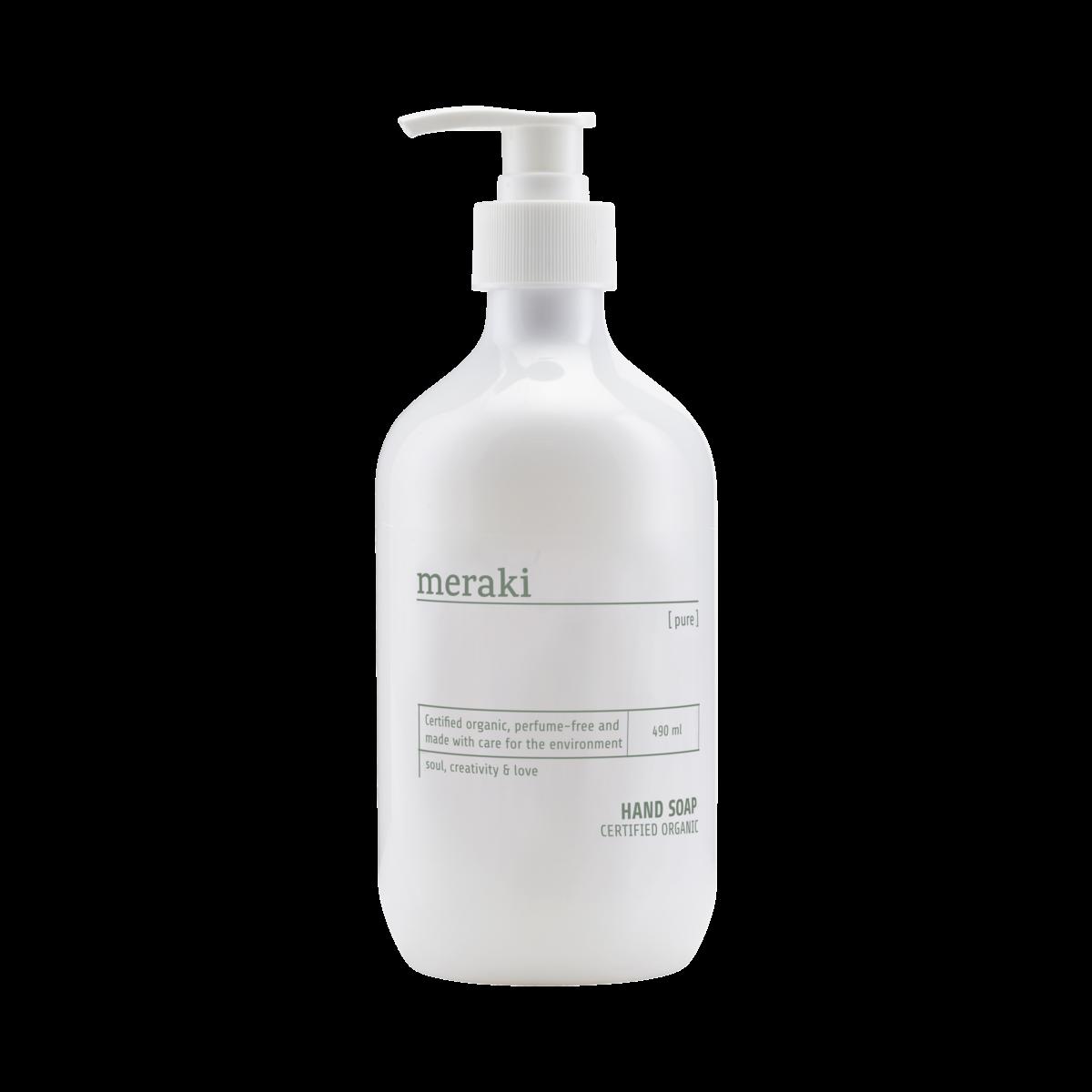 Meraki - Pure Hand Soap 450 ml (Mkas96/309770096)