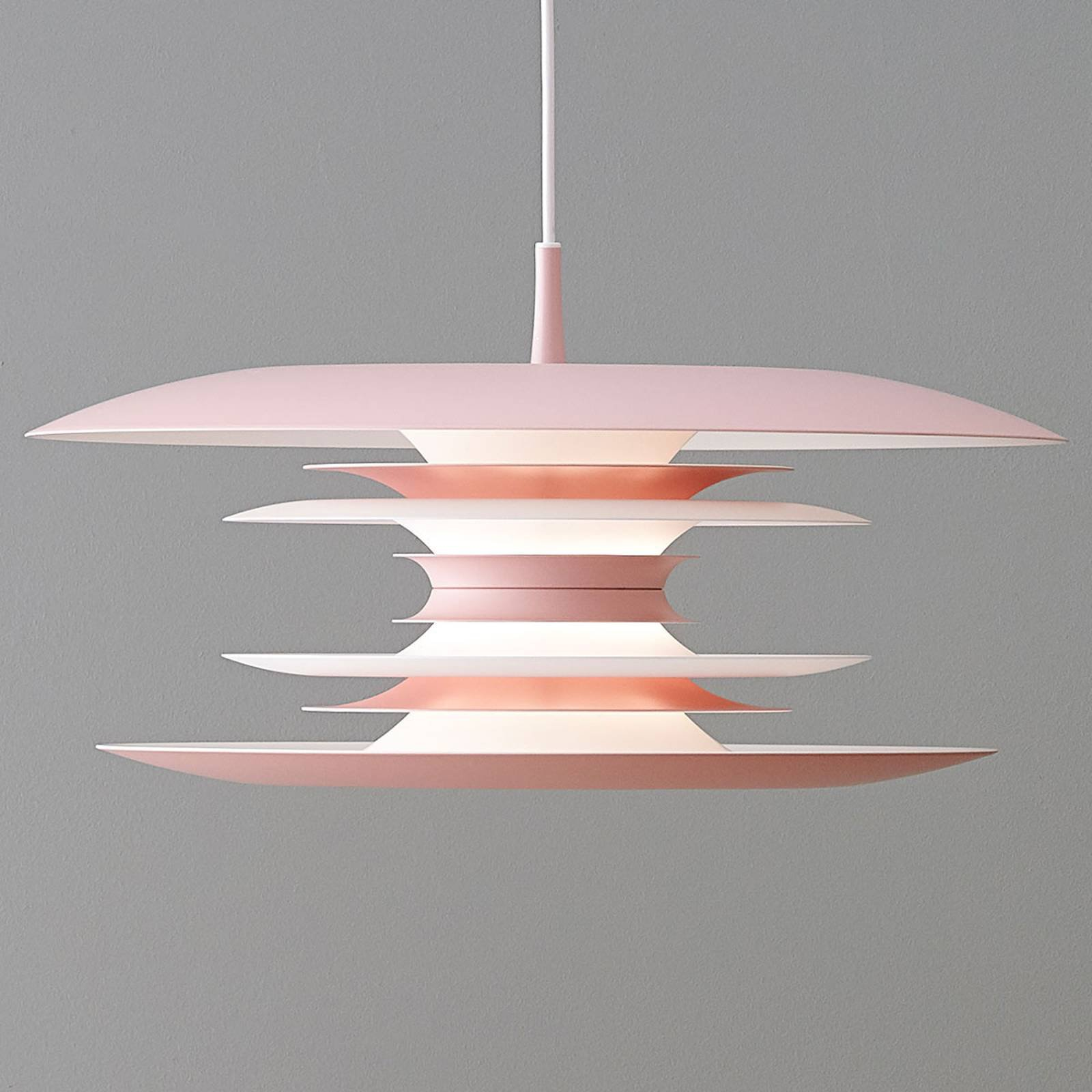Diablo LED-pendellampe Ø 40 cm lyserosa
