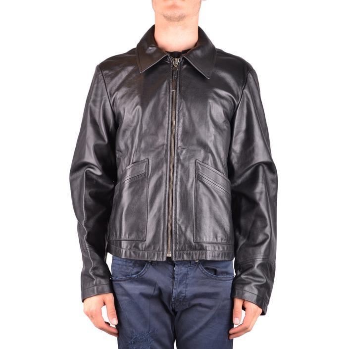 Armani Jeans Men's Jacket Black 163327 - black 50