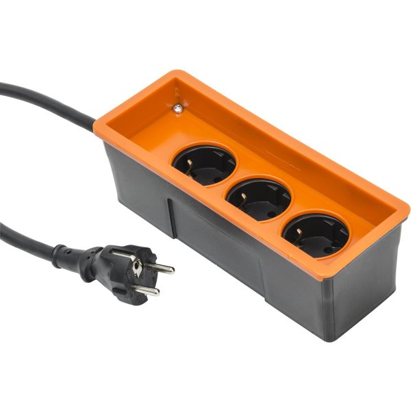 Gelia 01.0110-05 Grenuttak 3-veis, H07RN-F-kabel