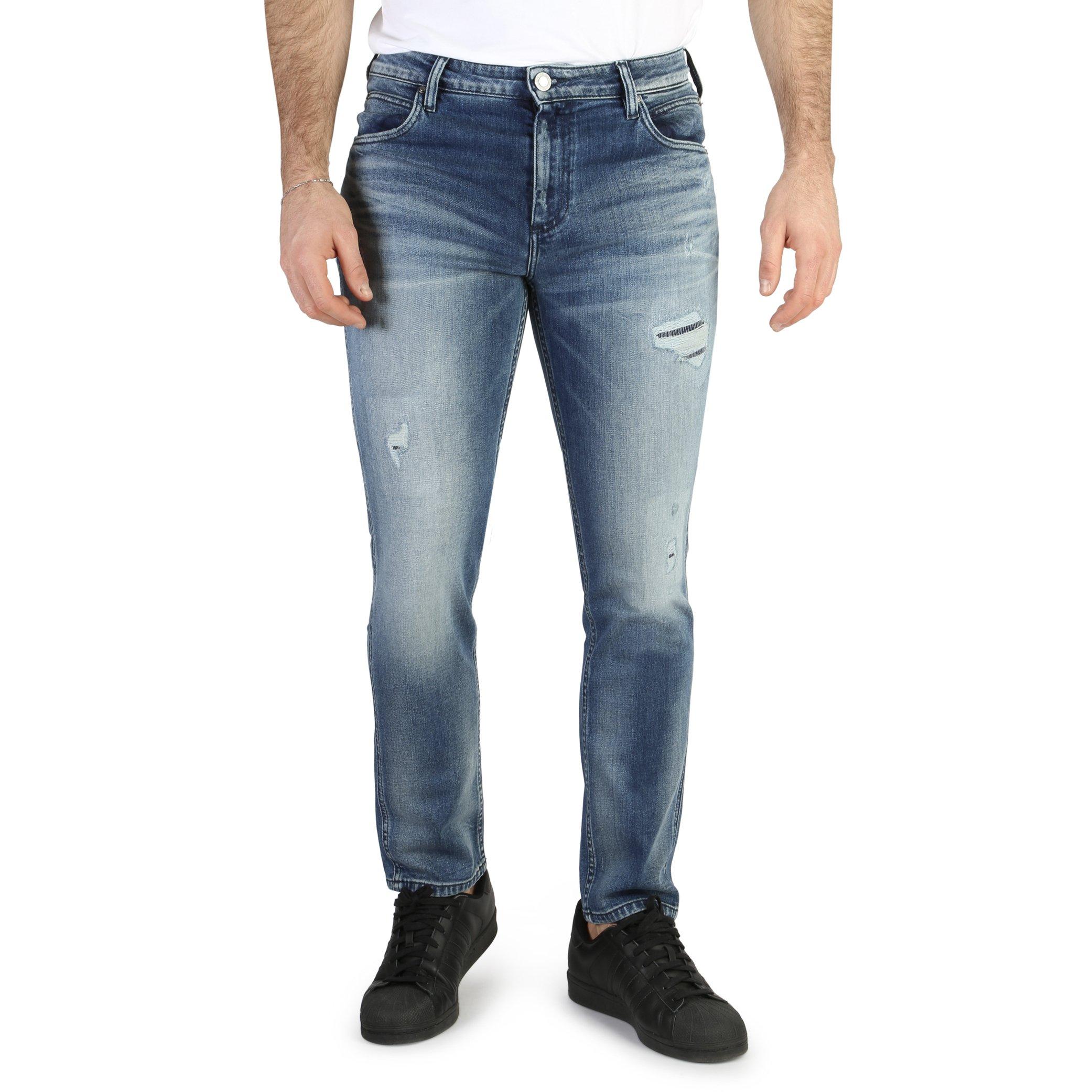 Calvin Klein Men's Jeans Blue J30J304914 - blue-1 30