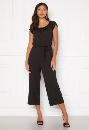 Happy Holly Tessan jumpsuit Black 36/38