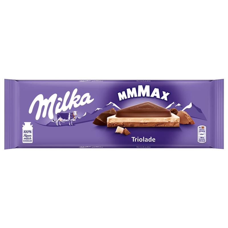 Milka Mmmax Triolade 280g