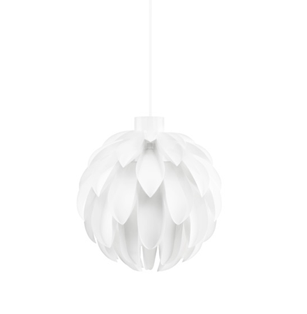 Norm 12 Lampa Vit Large
